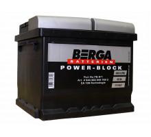 Аккумулятор Berga 44 апмер , Обратная (- +) полярность (PB-No1)