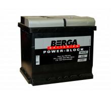 Аккумулятор Berga 54 апмер , Обратная (- +) полярность (PB-No6)