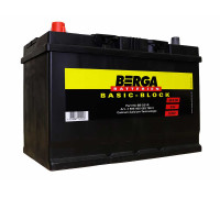 Аккумулятор Berga 95 апмер , Прямая (+ -) полярность (BB-D31R)