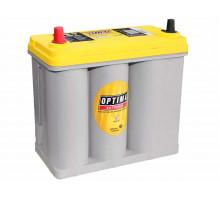 Аккумулятор Optima 38-66 апмер стартерно-тяговый, Обратная (- +) полярность (YTR 2.7J)