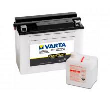 Аккумулятор Varta 20 апмер + электролит, Обратная (- +) полярность (520012020)
