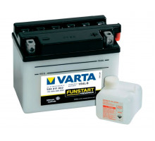 Аккумулятор Varta 4 апмер + электролит, Обратная (- +) полярность (504011002)