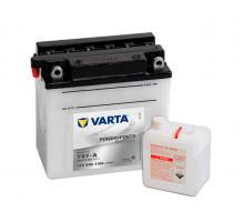 Аккумулятор Varta 8 апмер + электролит, Обратная (- +) полярность (508013008)