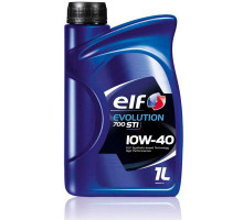 Моторное масло Elf Evolution 700 STI 10w40, 1 л (DAM0006)