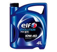 Моторное масло Elf Evolution 700 STI 10w40, 4 л (DAM0007)