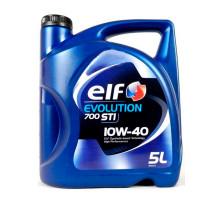 Моторное масло Elf Evolution 700 STI 10w40, 5 л (DAM0008)