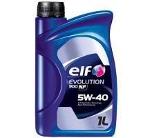 Моторное масло Elf Evolution 9000 NF 5w40, 1 л (DAM0003)