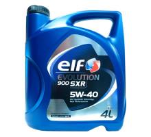Моторное масло Elf Evolution 9000 SXR 5w40, 4 л (DAM0005)