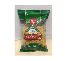 Макароны Макфа Бантики, в упаковке 400 грамм