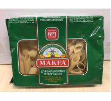 Макароны Макфа Перья, для фаршировки и запекания, в упаковке 300 грамм