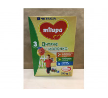 Молочная смесь Milupa 3, С 12 месяцев, 350 грамм