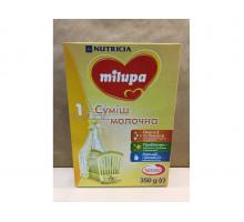 Молочная смесь Milupa 1, С рождения, 350 грамм