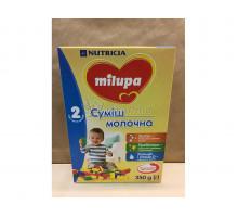 Молочная смесь Milupa 2, С 6 месяцев, 350 грамм
