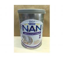 Молочная смесь Nestle NAN Гипоаллергенный 2, С 6 месяцев, 400 грамм