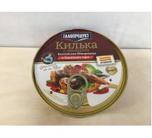 Килька Главпродукт в томатном соусе с овощами по-испански, 230 грамм