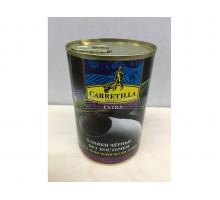 Маслины Carretilla Extra без косточки, 425 грамм