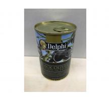 Маслины Delphi с косточкой в рассоле, 400 грамм