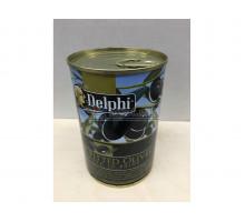 Маслины Delphi без косточки в рассоле, 400 грамм