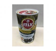 Маслины ITLV Selecto с косточкой, 370 грамм