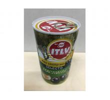 Маслины ITLV Selecto без косточки, 370 грамм