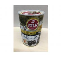 Маслины ITLV Selecto с косточкой, 425 грамм