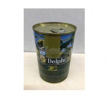 Оливки Delphi без косточки в рассоле, 400 грамм