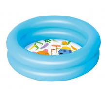Надувной бассейн Bestway  Круглый 61x61x15 мм (51061)